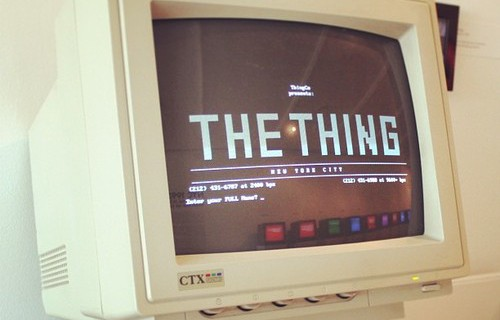 The Internet before the web: preserving web culture