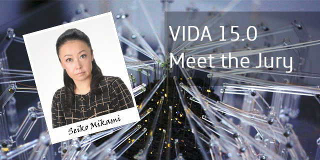 In Conversation with the VIDA 15.0 Jury: Seiko Mikami