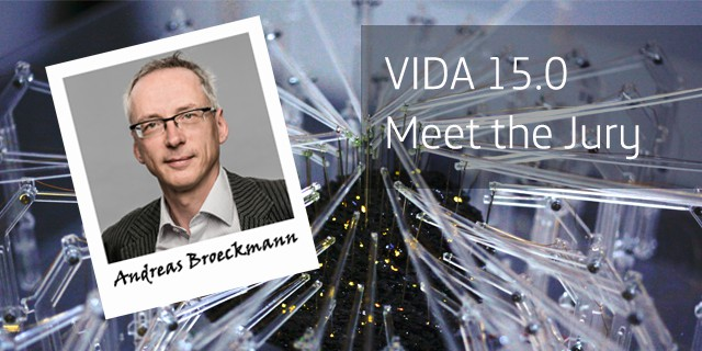 In Conversation with the VIDA 15.0 Jury: Andreas Broeckmann