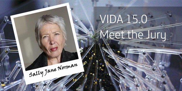In conversation with the VIDA15.0 Jury: Sally-Jane Norman