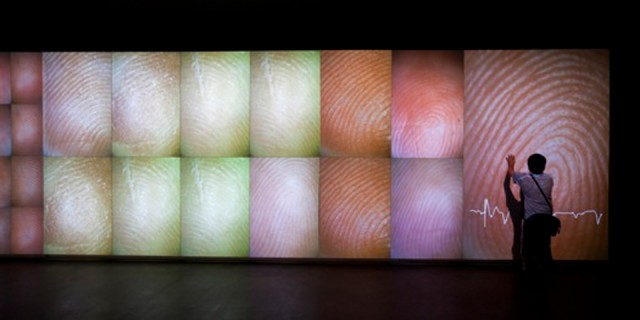 Rafael Lozano-Hemmer: biometric abstraction