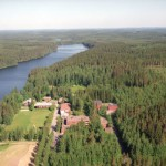Aerial view of the Hyytiälä forest. Source: Ingos-Infrastructure.