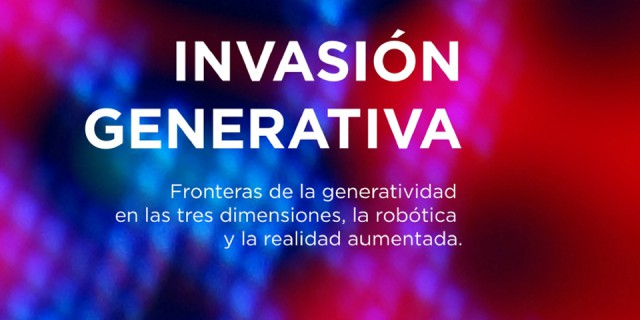 Generative Invasion: a book about generative art