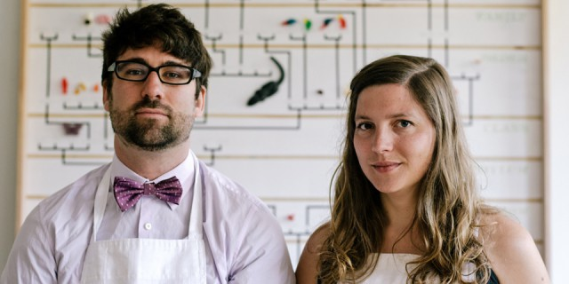 Do you know what you are eating?  Interview with Cat Kramer and Zack Denfeld