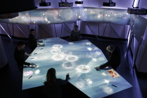 Ars Electronica Futurelab. Fuente: Ars Electronica Archive.