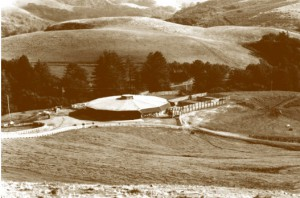 Djerassi Program Artists Barn (California). Fuente: Djerassi Foundation.